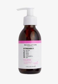 Revolution Skincare - MOOD CALMING CLEANSING OIL - Gesichtsreinigung - - - 0