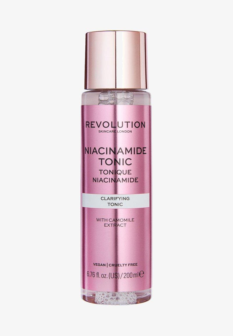Revolution Skincare - NIACINAMIDE TONIC - Toner - -