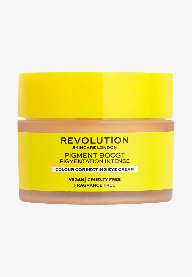 Revolution Skincare - PIGMENT BOOST EYE CREAM - Augenpflege - -