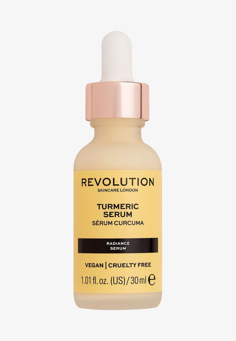 Revolution Skincare - TURMERIC SERUM - Serum - -