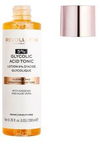 Revolution Skincare - 5% GLYCOLIC ACID TONER - Toner - - - 1