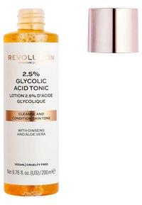Revolution Skincare - 2.5% GLYCOLIC ACID TONER - Gesichtswasser - - - 1