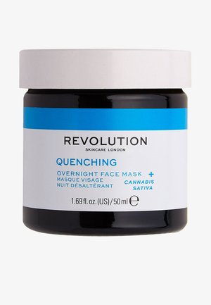 MOOD QUENCHING OVERNIGHT FACE MASK - Nachtpflege - -
