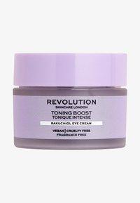 Revolution Skincare - TONING BOOST BAKUCHIOL EYE CREAM - Augenpflege - - - 0