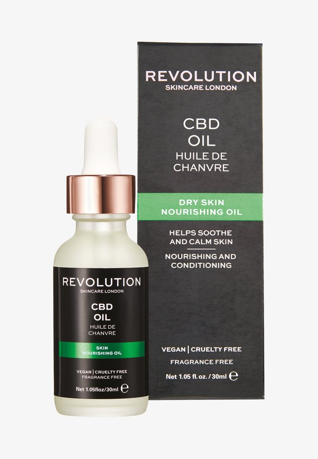 CBD OIL - Serum - -