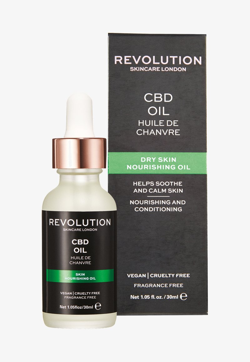 Revolution Skincare - CBD OIL - Serum - -