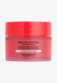 Revolution Skincare - HYDRATING BOOST WATERMELON EYE GEL - Augenpflege - - - 0
