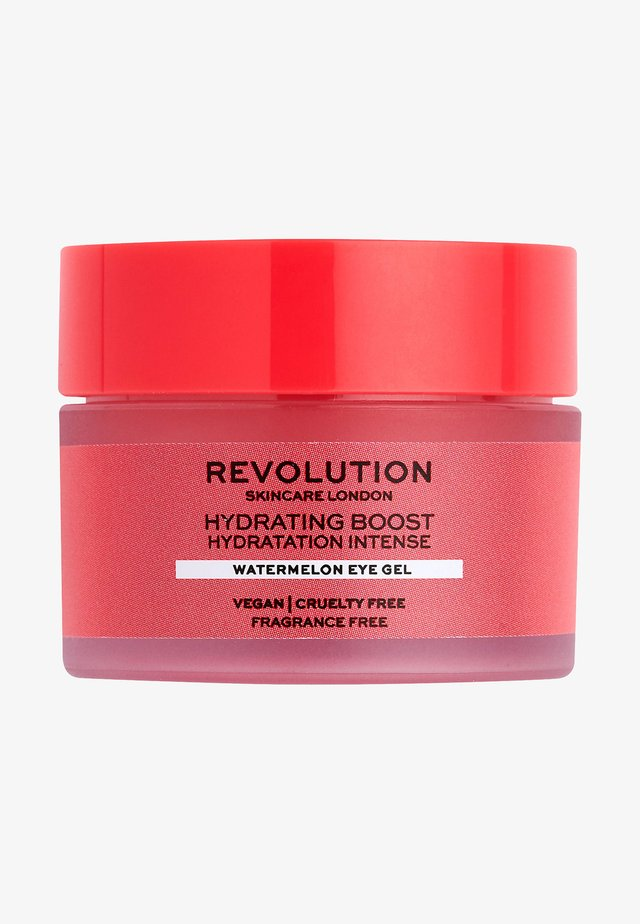 HYDRATING BOOST WATERMELON EYE GEL - Augenpflege - -