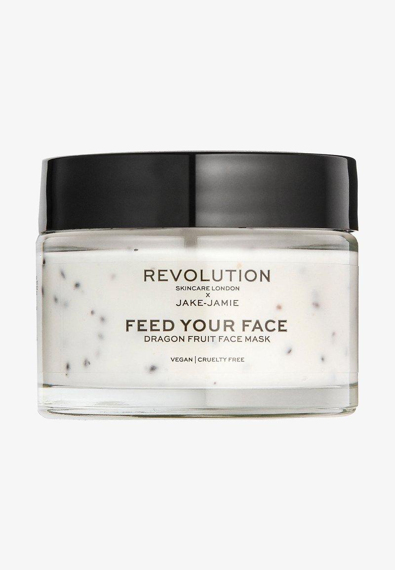 Revolution Skincare - REVOLUTION SKINCARE X JAKE – JAMIE DRAGON FRUIT FACE MASK - Face mask - -