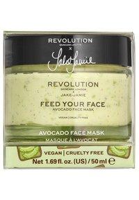 Revolution Skincare - REVOLUTION SKINCARE X JAKE – JAMIE AVOCADO FACE MASK - Gesichtsmaske - - - 2