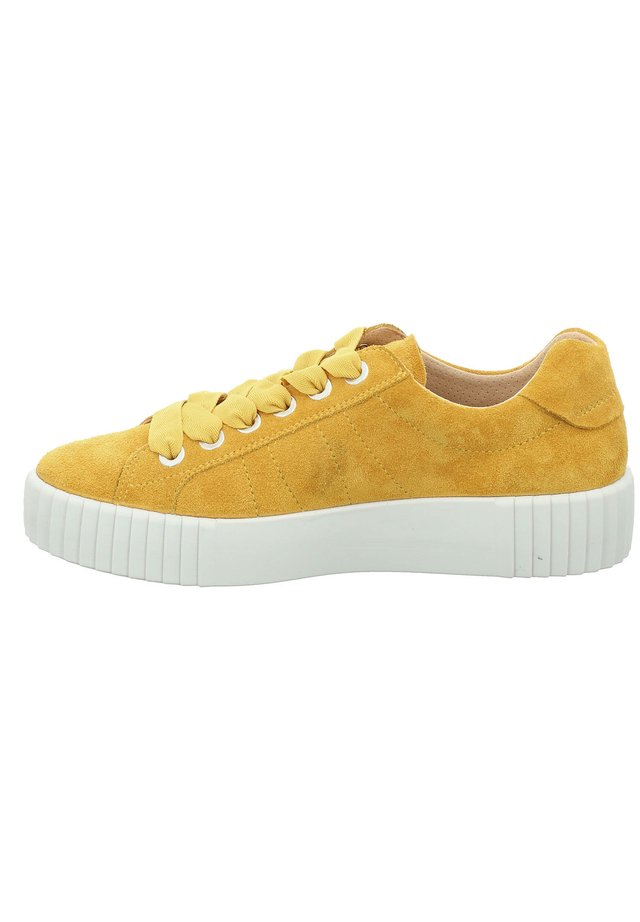 MONTREAL S 01 - Trainers - gelb