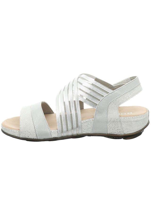FIDSCHI 64 - Walking sandals - silber
