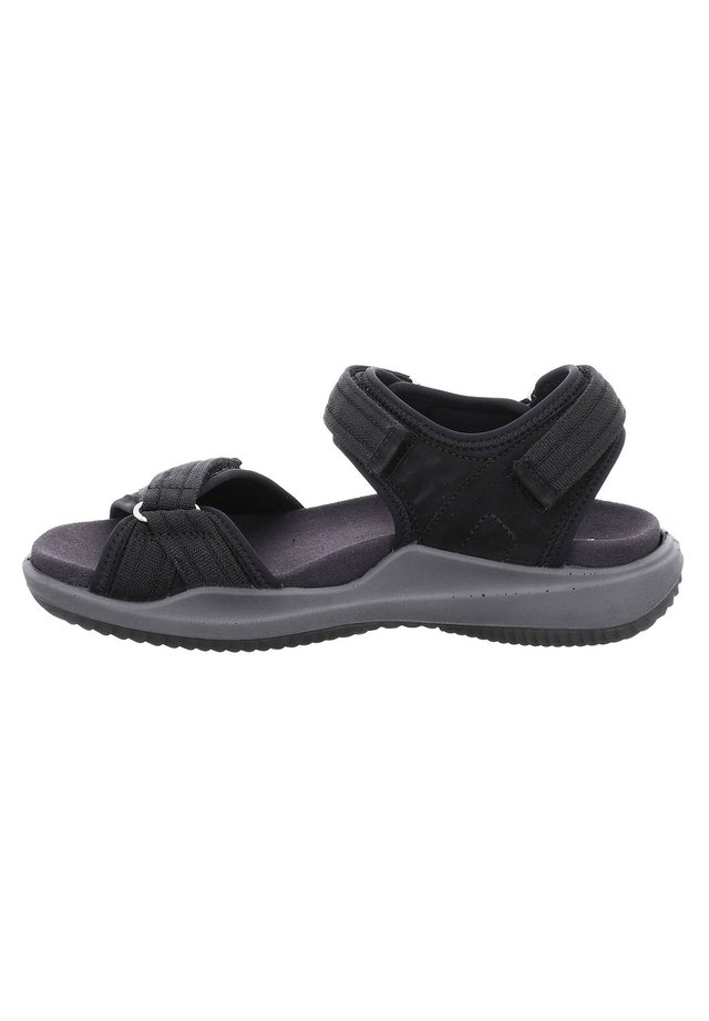 SUMATRA - Walking sandals - schwarz