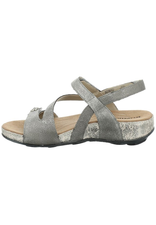 FIDSCHI - Walking sandals - platin
