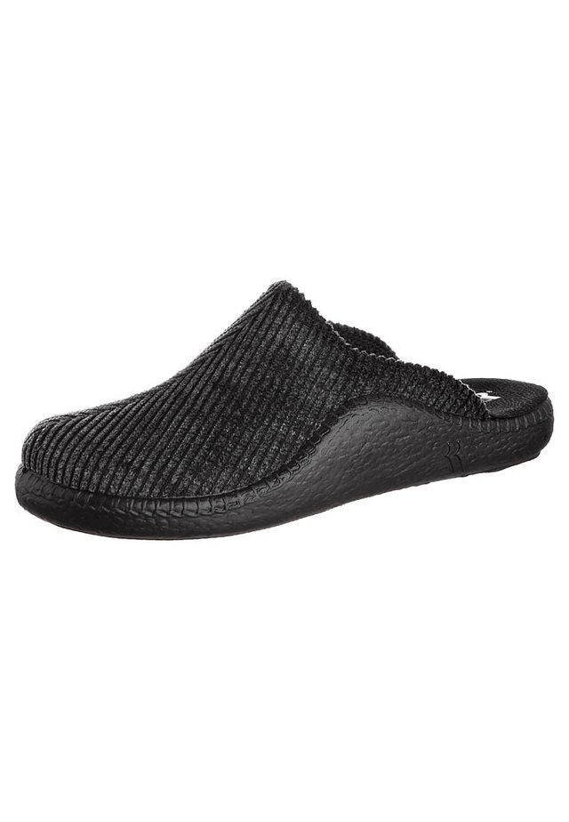 MOKASSO - Slippers - black
