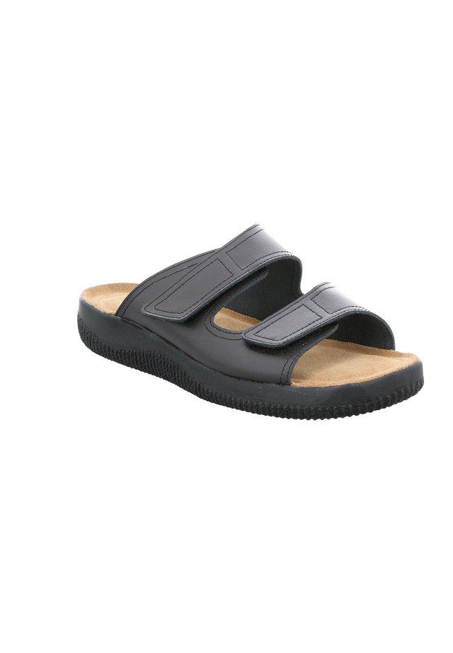 SALINA - Slippers - moro