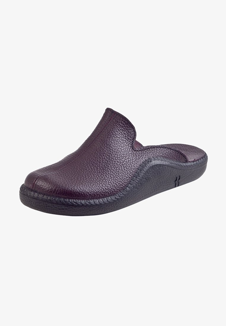 Romika - MOKASSO - Slippers - bordeaux