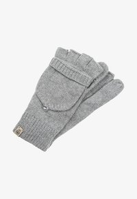 Roeckl - Fingerless gloves - anthracite - 0
