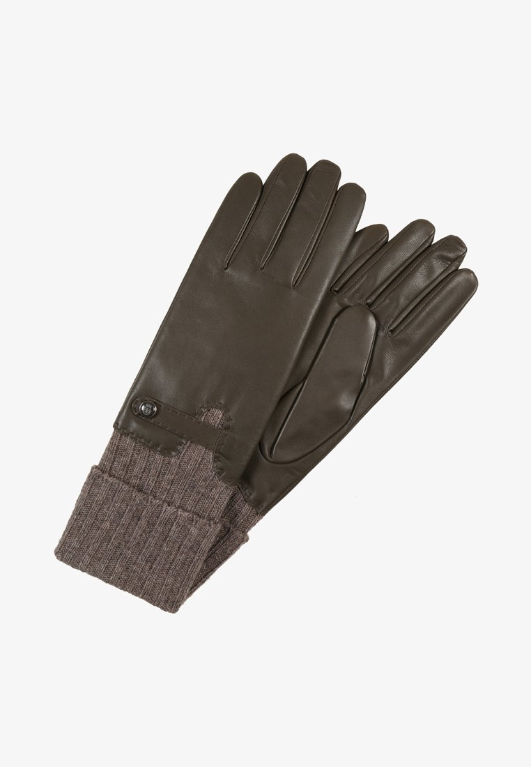 Roeckl - HERITAGE - Guantes - hunter/taupe