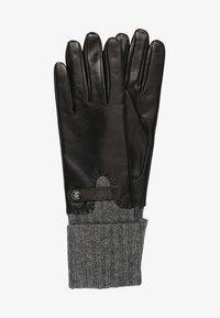 Roeckl - HERITAGE - Gloves - black/grey - 0