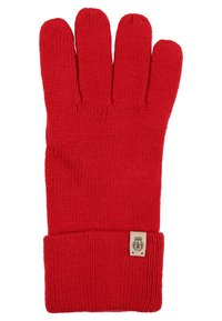Roeckl - ESSENTIALS BASIC  - Fingerhandschuh - classic red - 1
