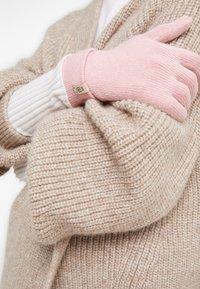Roeckl - ESSENTIALS BASIC  - Fingerhandschuh - blush - 0