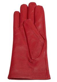 Roeckl - CLASSIC SLIM - Rukavice - classic red - 2