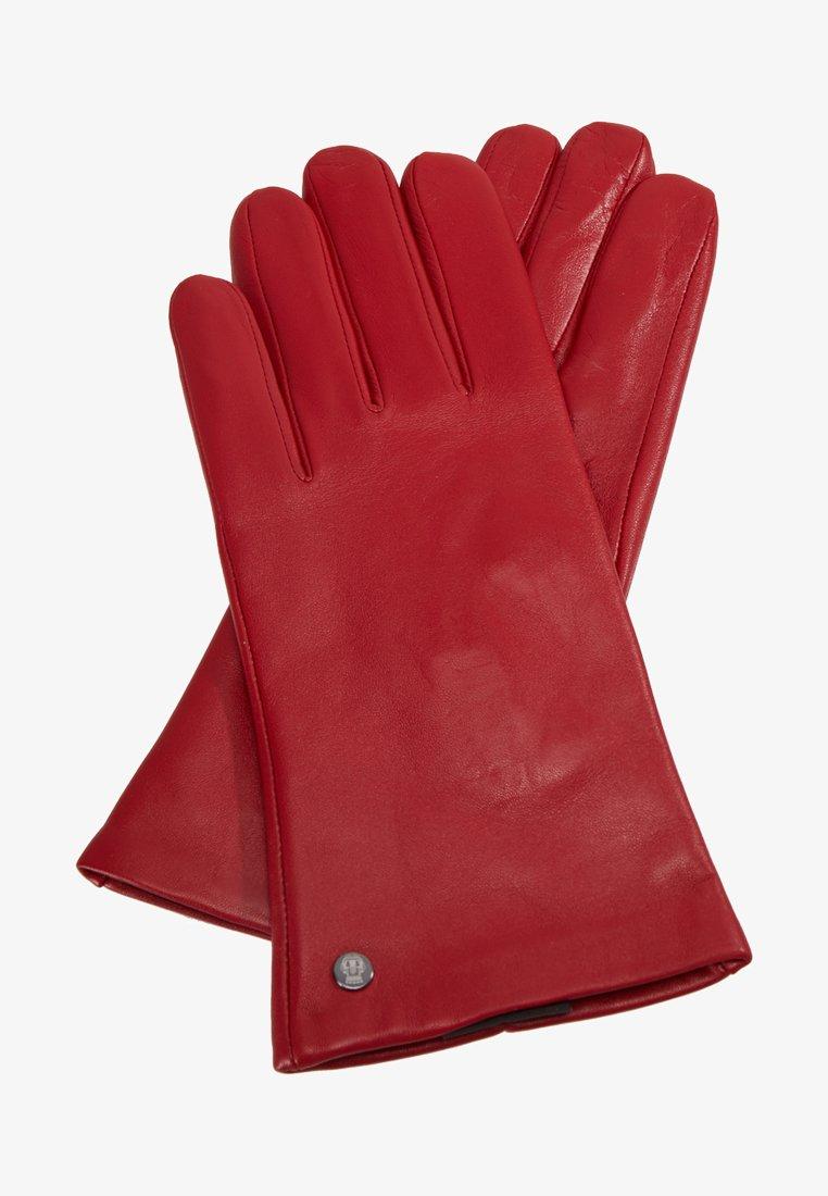 Roeckl - CLASSIC SLIM - Sormikkaat - classic red