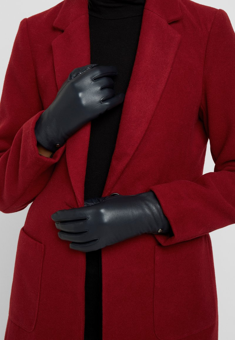 Roeckl - CLASSIC SLIM - Gloves - classic navy