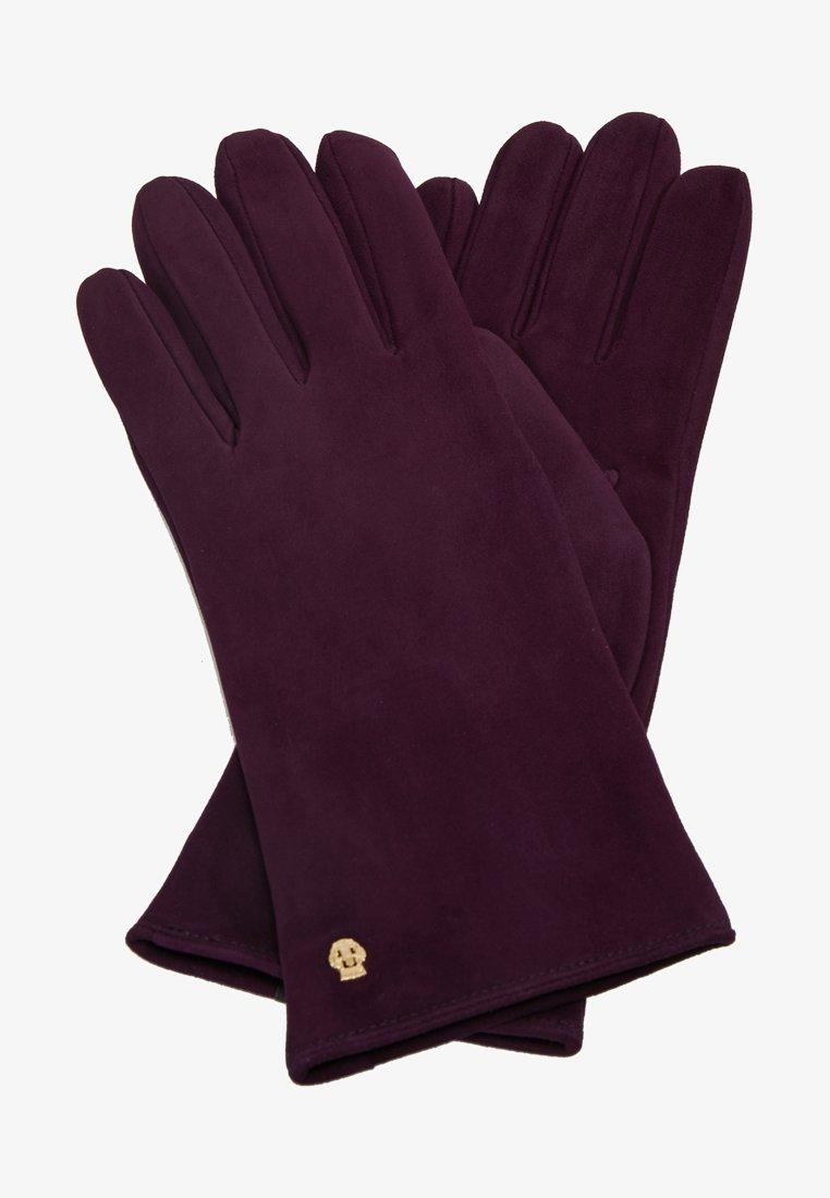Roeckl - EDELKLASSIKER - Sormikkaat - purple