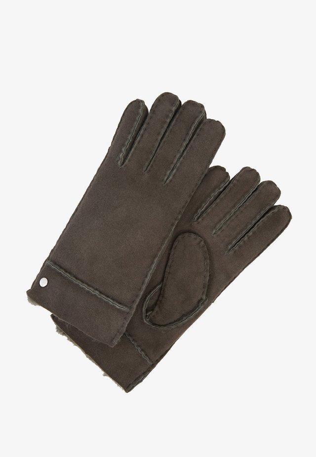 NUUK - Rękawiczki pięciopalcowe - stone