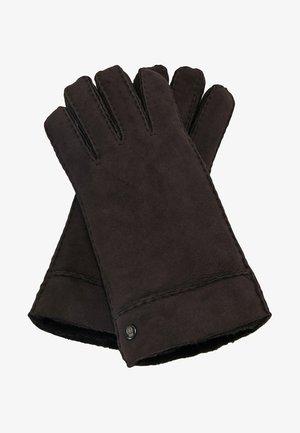 NUUK - Fingerhandschuh - mocca