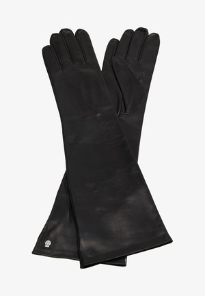 CLASSIC EVENING - Gloves - black