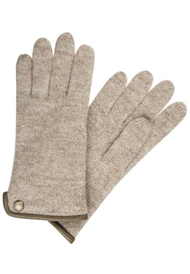 Gloves - mink