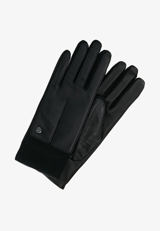 SPORTIVE TOUCH WOMEN SMART - Fingerhandschuh - black