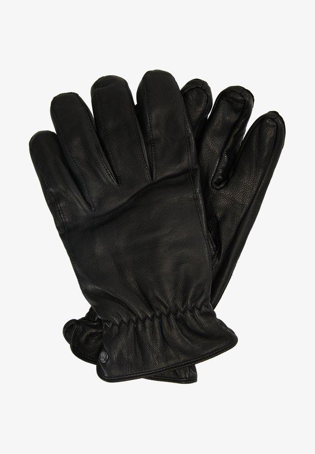 SPORTIVE GATHERING - Gloves - black