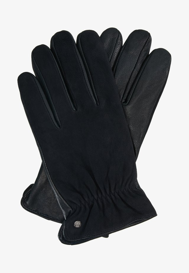 SPORTIVE BI-COLOR - Gloves - navy/denim