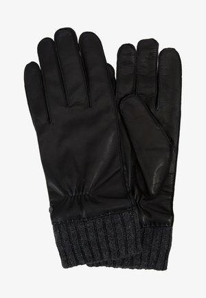 CUFF - Rękawiczki pięciopalcowe - black