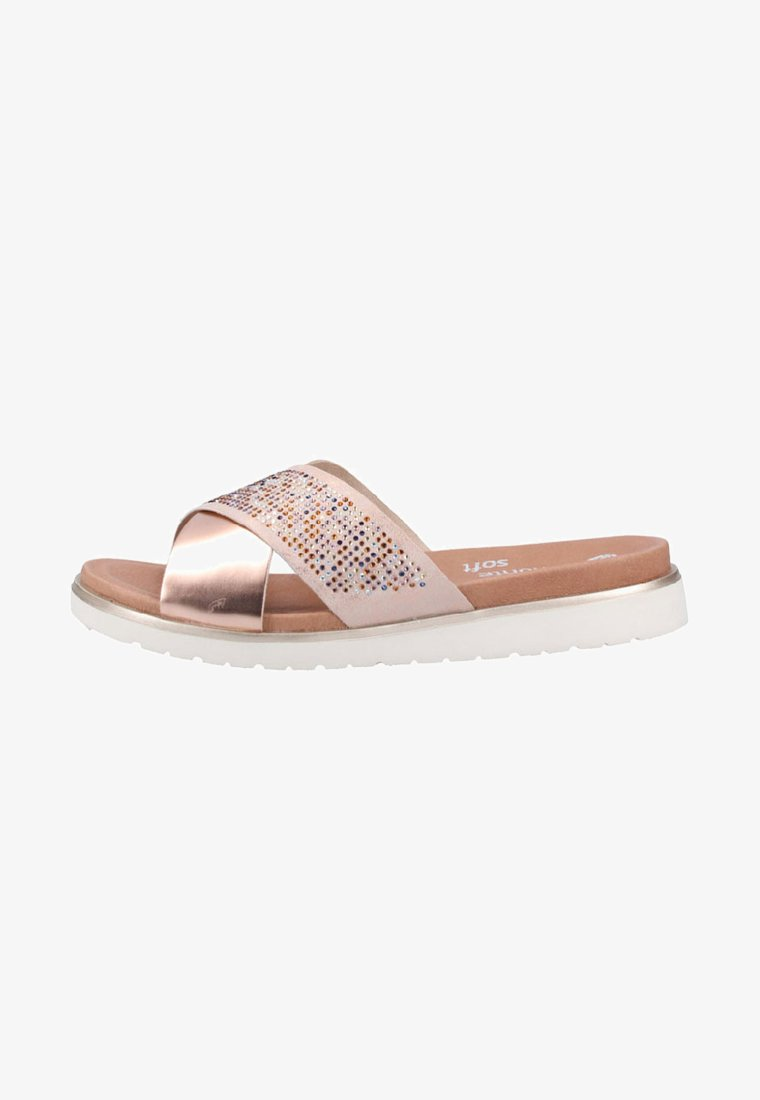 Remonte - Hausschuh - copper/rose gold