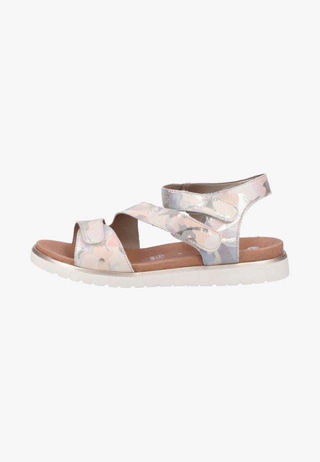 Walking sandals - ice/multi