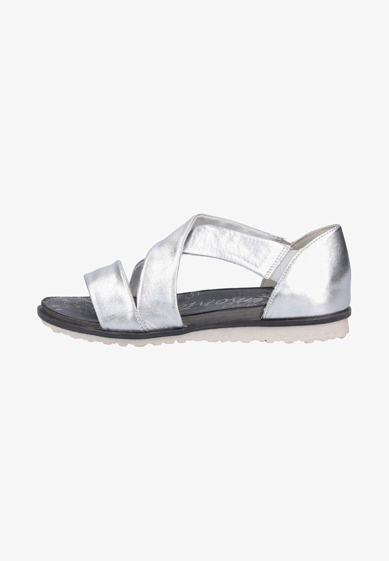 Remonte - Sandals - silver
