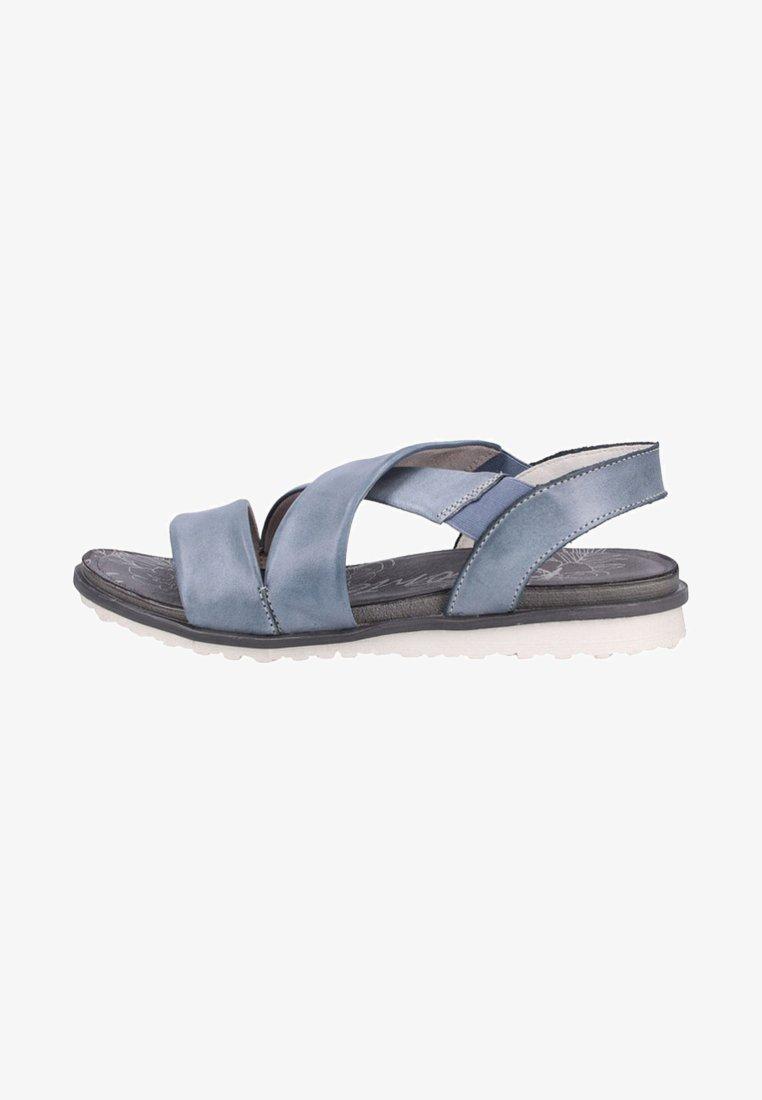 Remonte - Sandals - blue