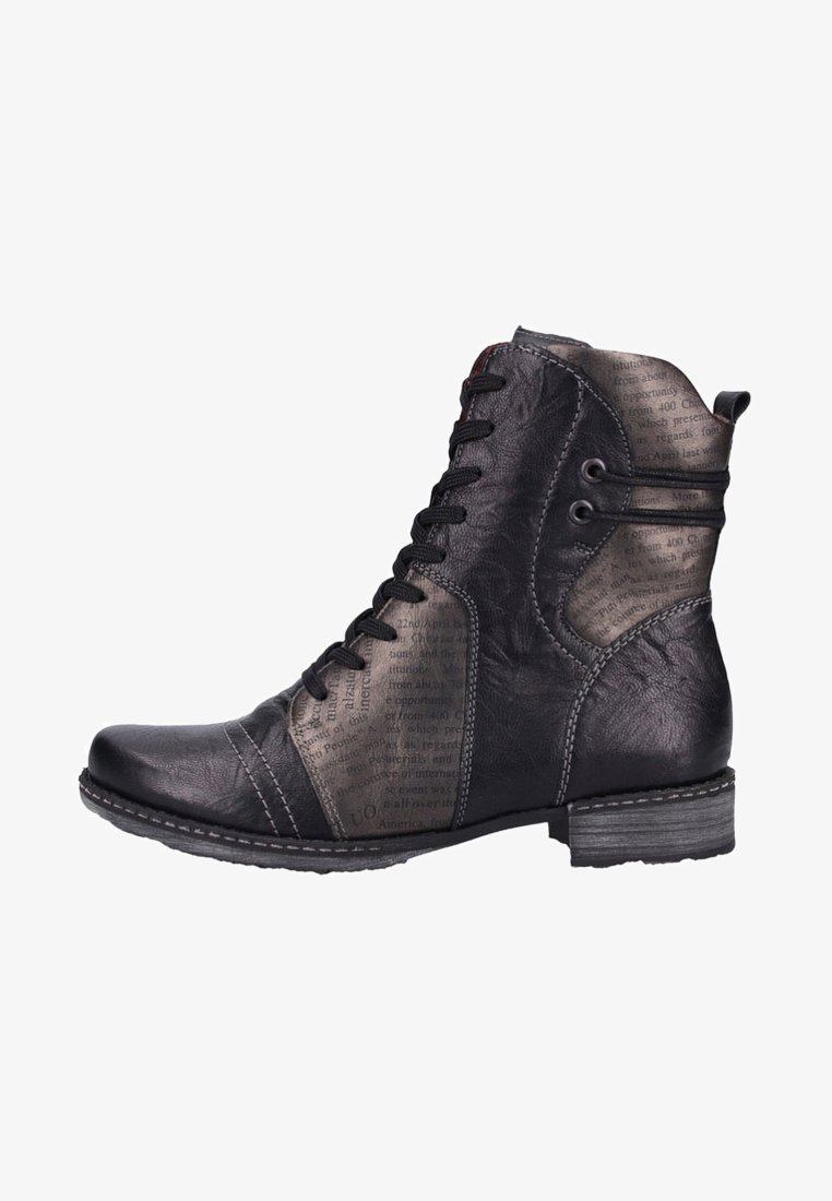 Remonte - Classic ankle boots - black