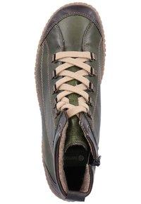 Remonte - Sneaker low - green - 1