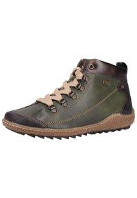 Remonte - Sneaker low - green - 2
