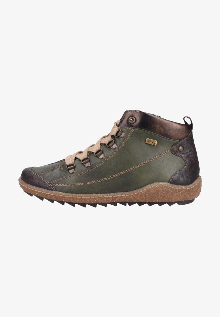Remonte - Sneaker low - green