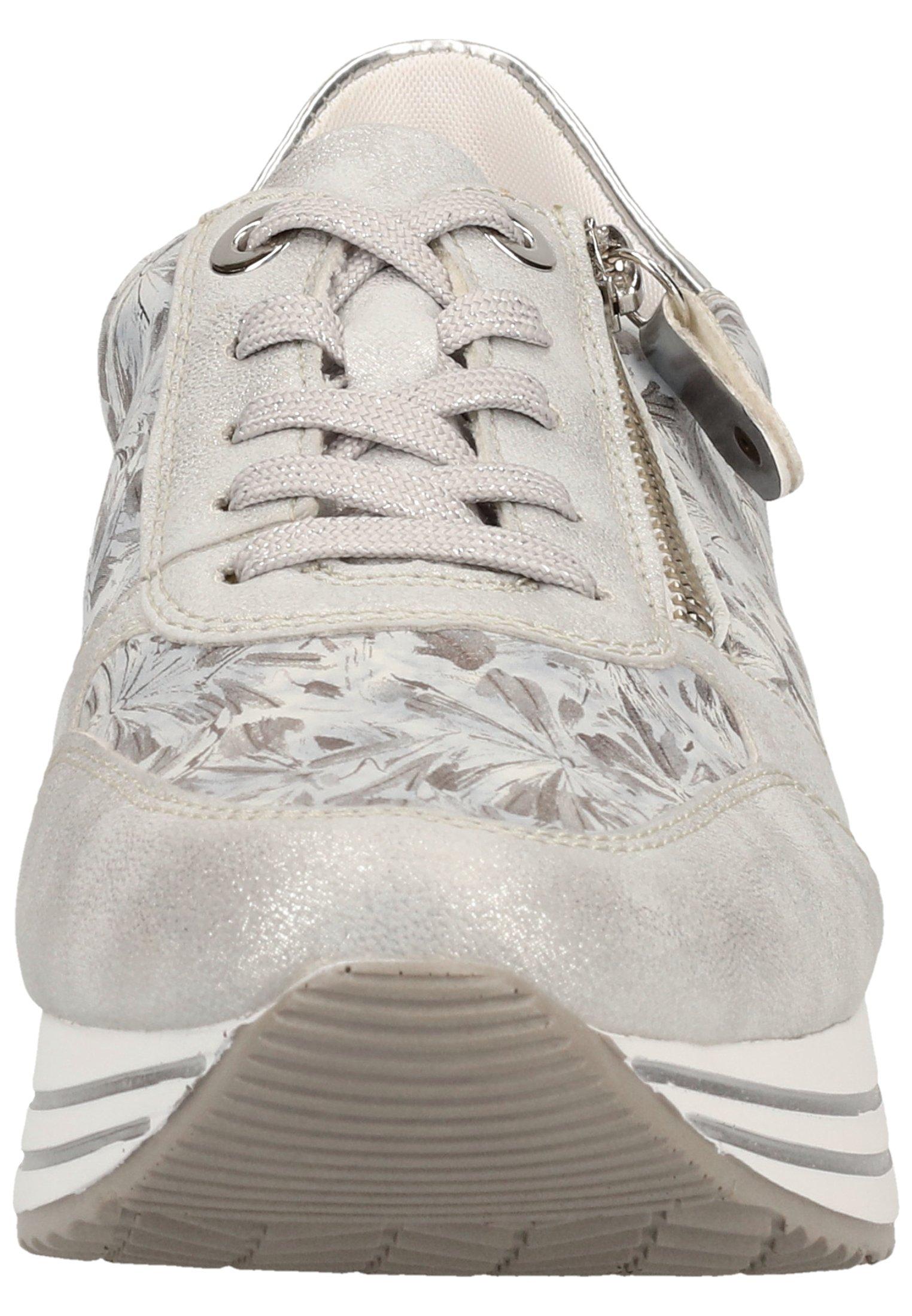 Remonte Sneakersy niskie - white