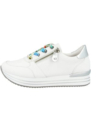Trainers - hartweiss-argento-weiss (d1302-80)