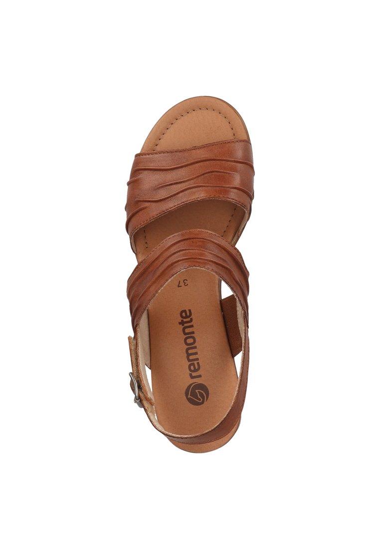 Remonte Sandales - Muskat