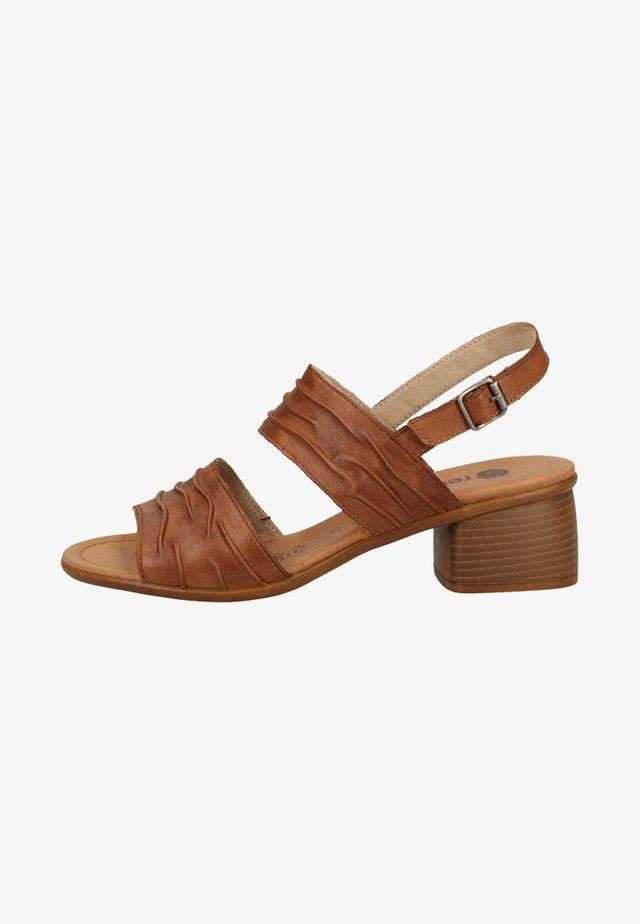 Sandaler - muskat